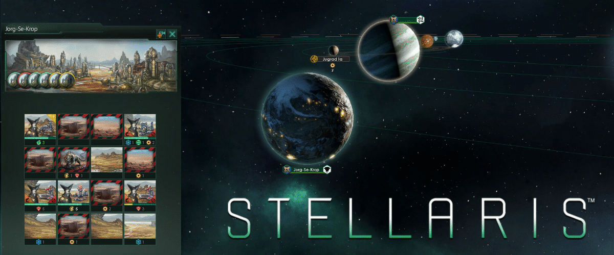 Stellaris Console Commands Featured