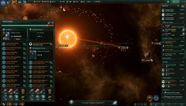 How to Merge Fleets in Stellaris - SideGamer
