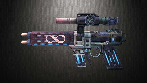 infinite bullets makes this one of our favorite guns of Borderlands 2