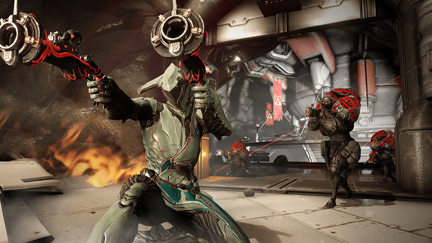 the best weapons in warframe