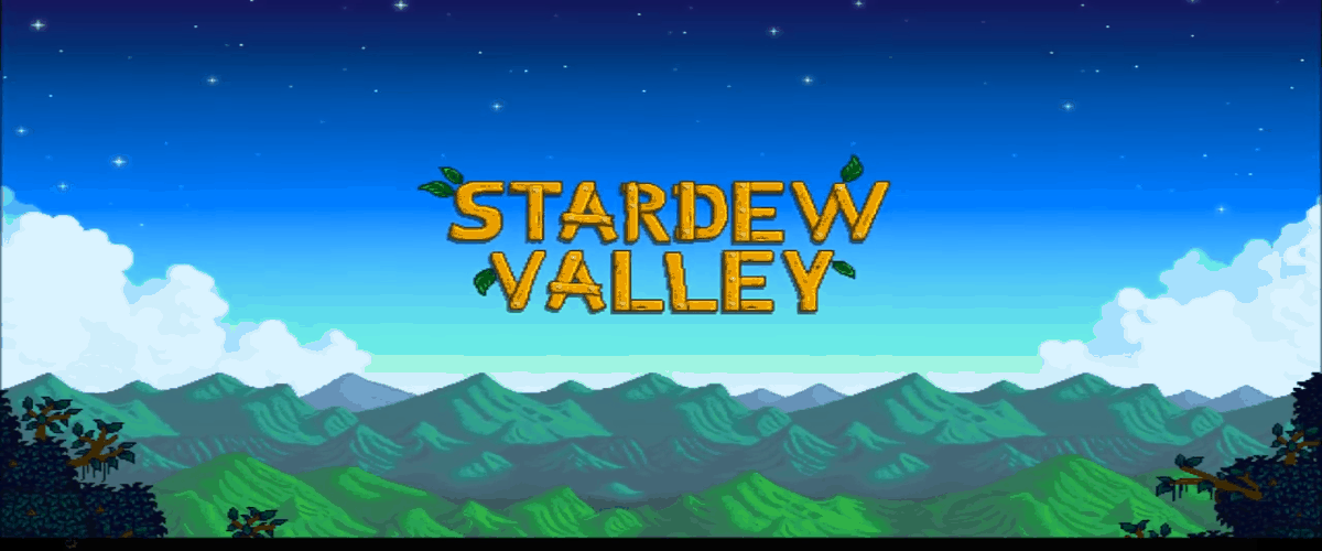 Welcome to the valley