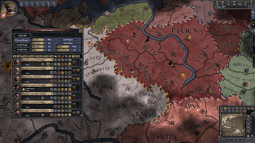 CK2's Best Great Works
