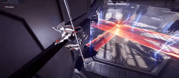 a great strategy for how to beat jackal in warframe is to wall jump