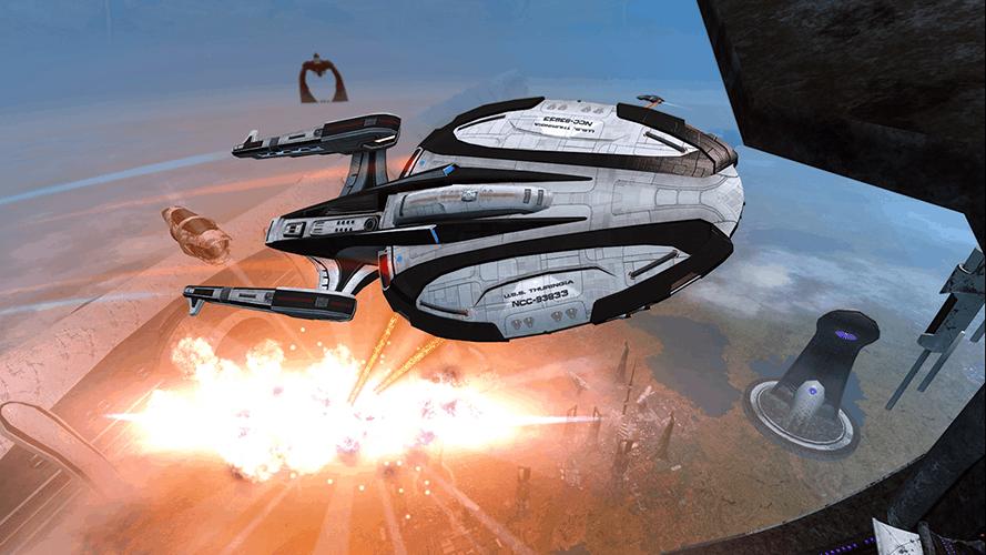 Star Trek Online's Best Faction