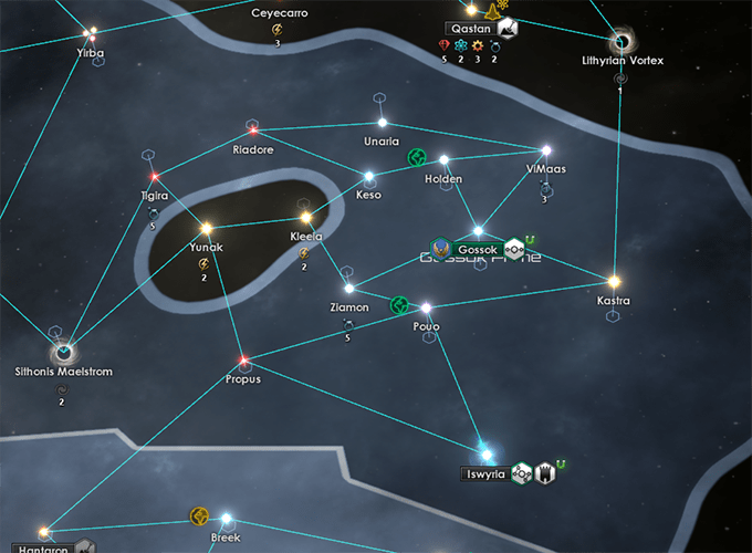 stellaris how to create sectors