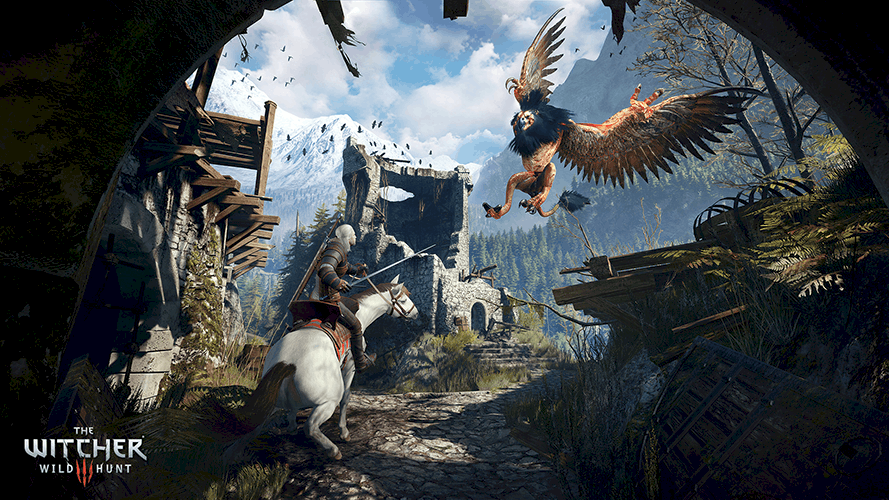 The Witcher 3's best difficulty