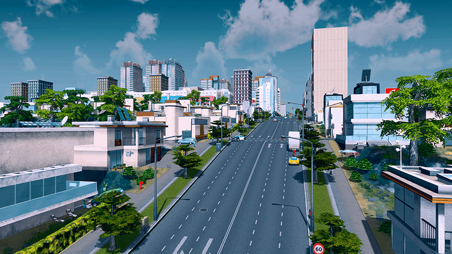 Cities: Skylines How to Change Road Direction