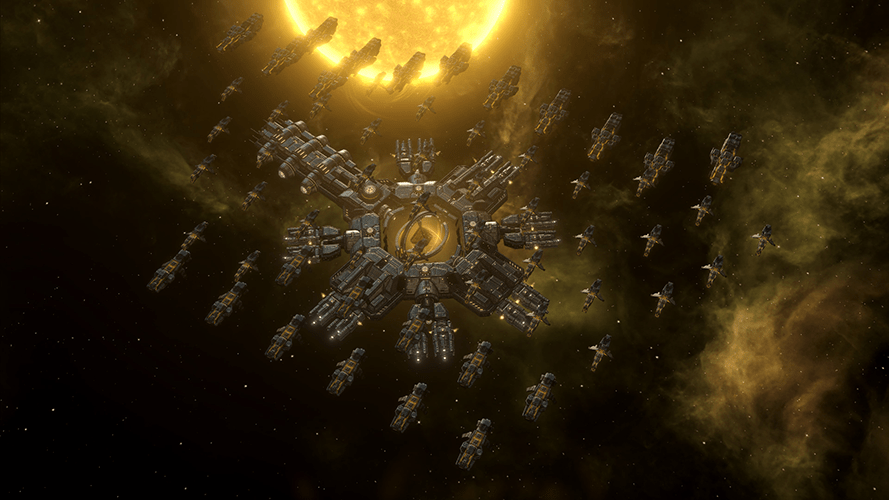 how to increase naval capacity in stellaris