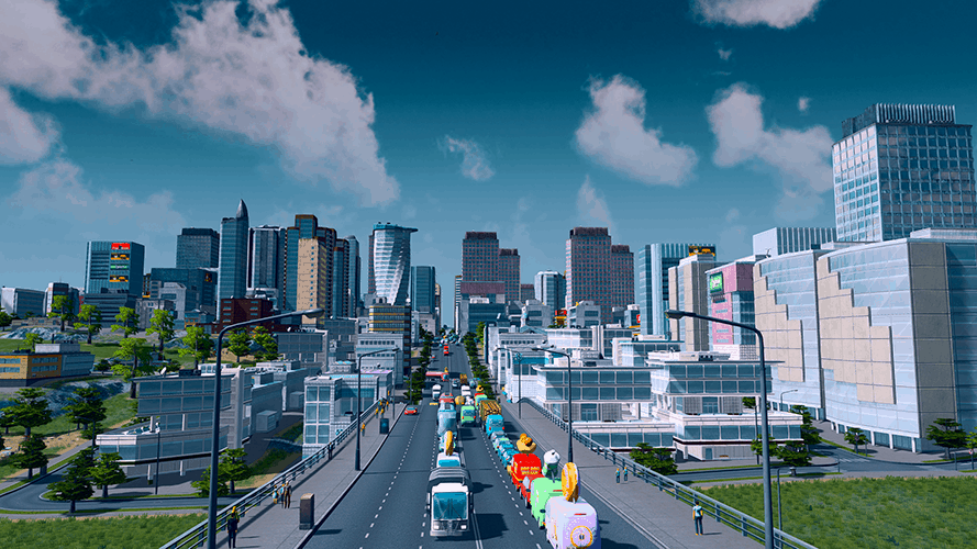 where are cities: skylines saves