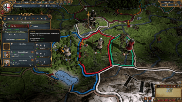 it's common sense that this is one of EU4's best DLCs