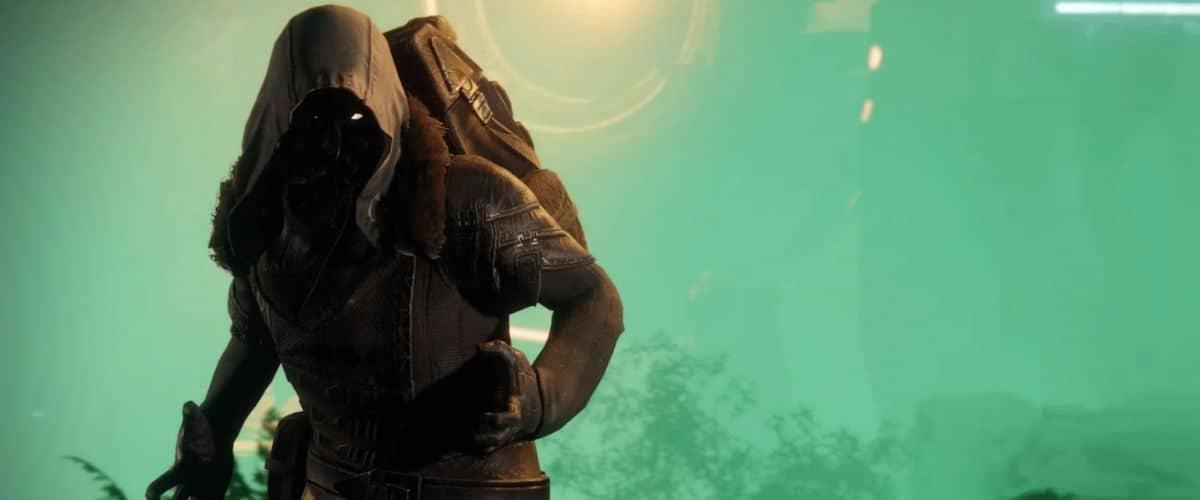 Xur from Destiny 2