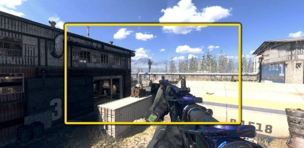 Call of Duty: Warzone FOV