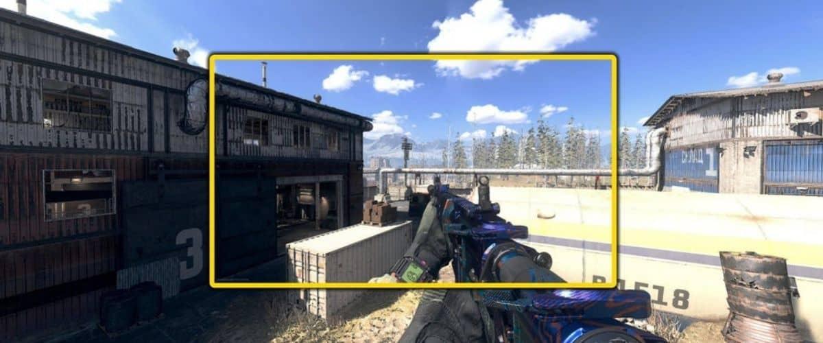 Call of Duty: Warzone FOV