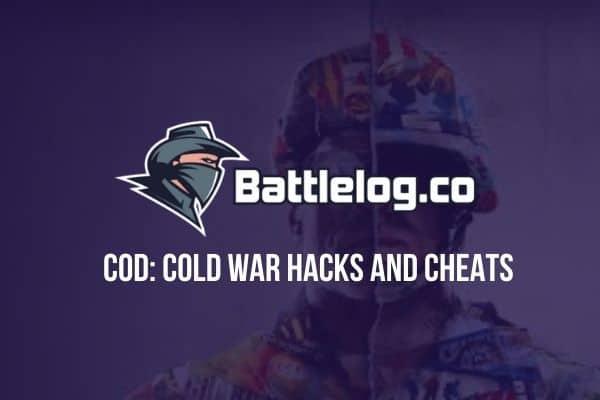 Battlelog Cold War Hacks and Cheats