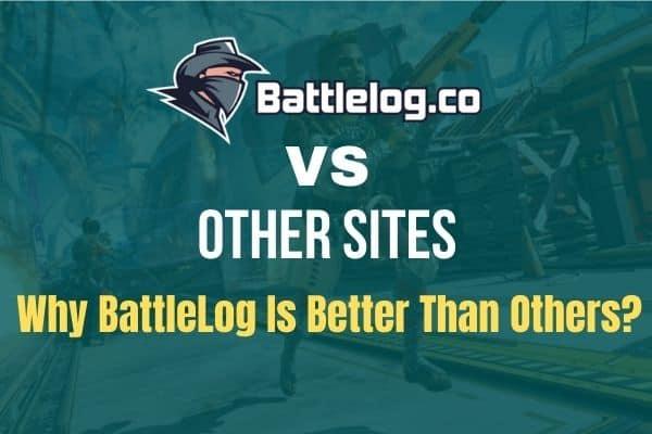 Battlelog.co vs Other Sites