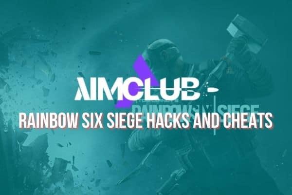 Aimclub Rainbow Six Siege Hack