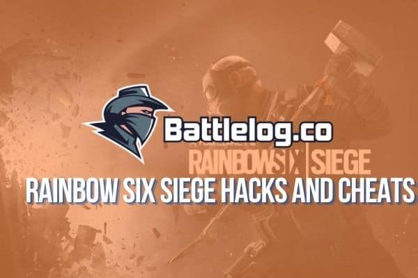 Battlelog Rainbow Six Siege Hack