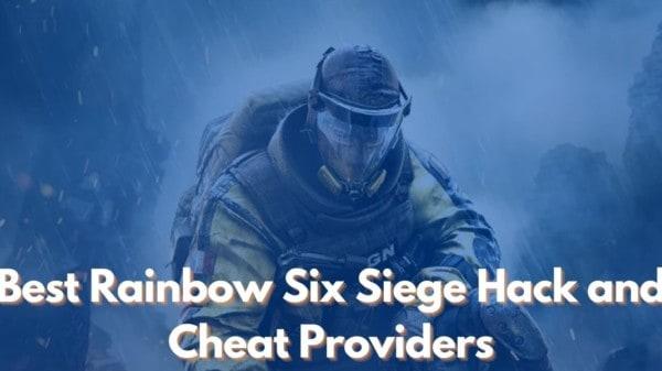 Best Rainbow Six Siege Hack providers
