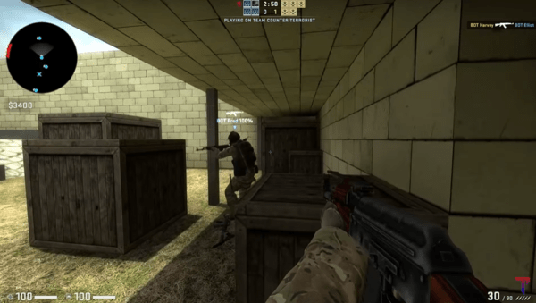 How To Add Bots in CSGO