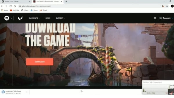 Download Valorant On PC